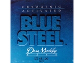 DEAN MARKLEY 2672 Blue Steel Bass LT