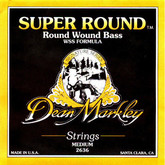 DEAN MARKLEY 2636 SuperRound Bass