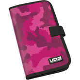 UDG CD Wallet 24 Camo Pink