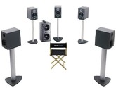 Dynaudio 5.1 Stands